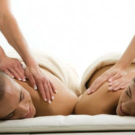 Un massage à deux ?